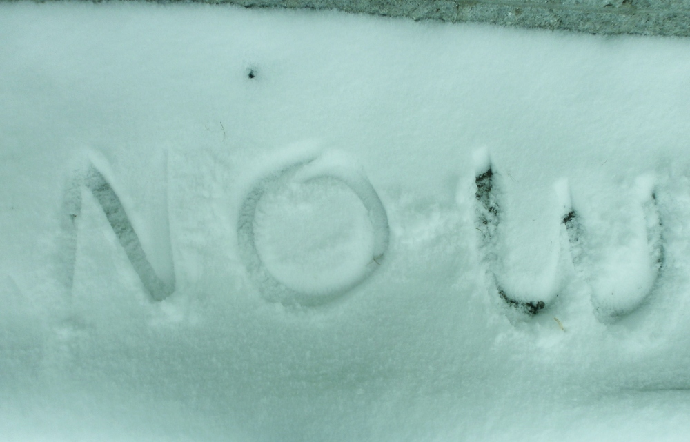 Let The Truth Be Known:  I am clinically depressed (3/4)