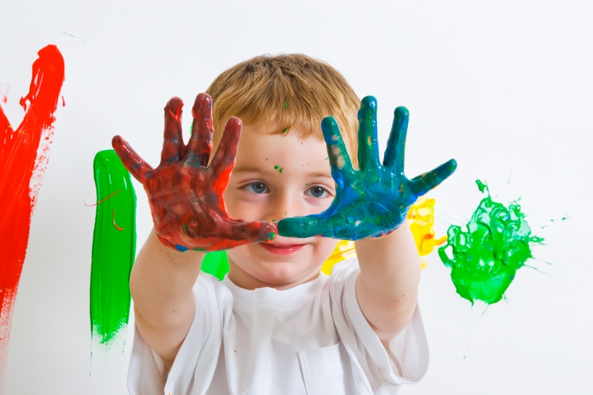 Embracing the Mess by Cathy Moryc Recine (1/3)